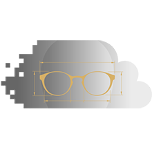 3D printing eyewear glasses
