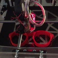 Szemveg 3D nyomtatása