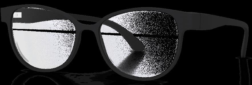 FORMA Claire. Egyike azoknak a 3D nyomtatott, méretreszabott szemüvegkeret modelleknek, amelyeket testre tudunk szabni, a te méretedre.