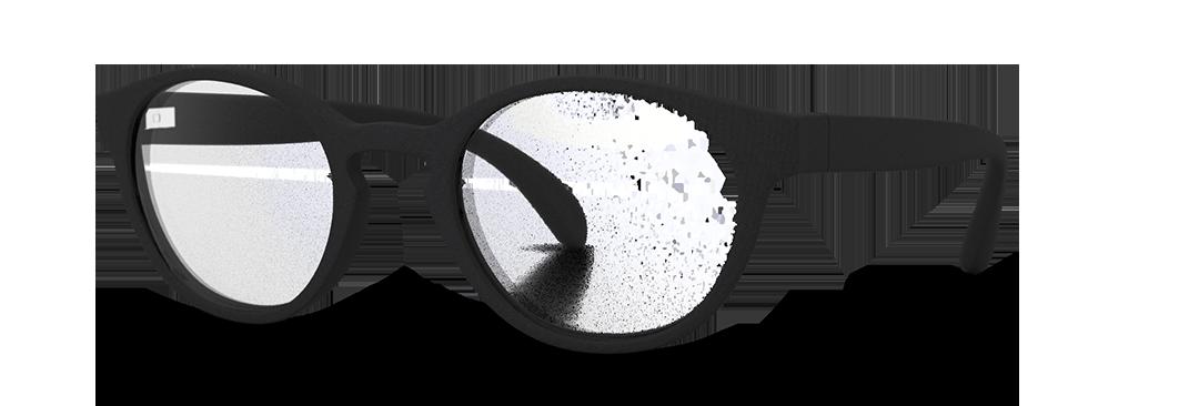 Forma Onyx Egyedi 3D nyomtatott szemüveg