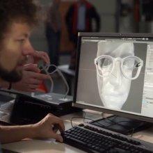 3D printing eyewear glasses
